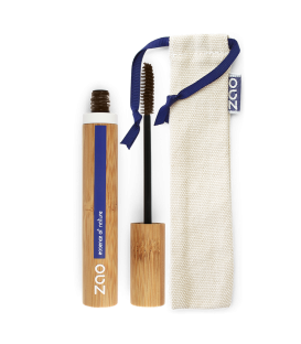 Mascara aloe vera rechargeable Zao make up