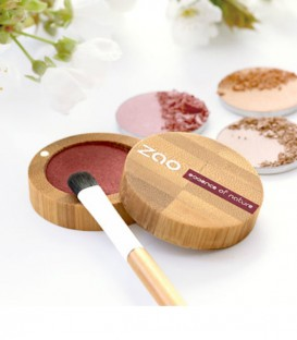 Ombre à paupières Naturel Bio rechargeable Zao Make up
