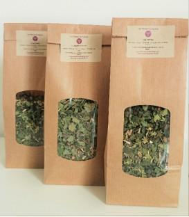 "Tisane décompression "" Zenactive"" naturelle & artisanale vrac"