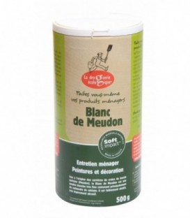 Blanc de Meudon pure & naturel en Tube 500g