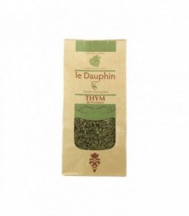 Infusion bio Thym de provence 100g France