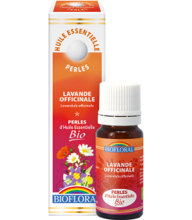 Perles lavande officinale bio 20ml