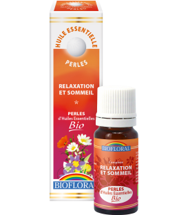 Perles relaxation et sommeil bio 20ml